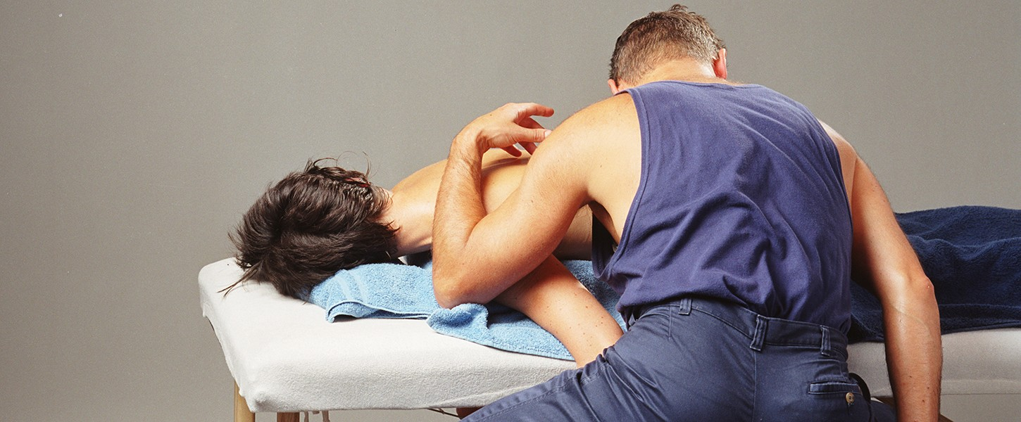 Treatment of choice for Massage Therapists