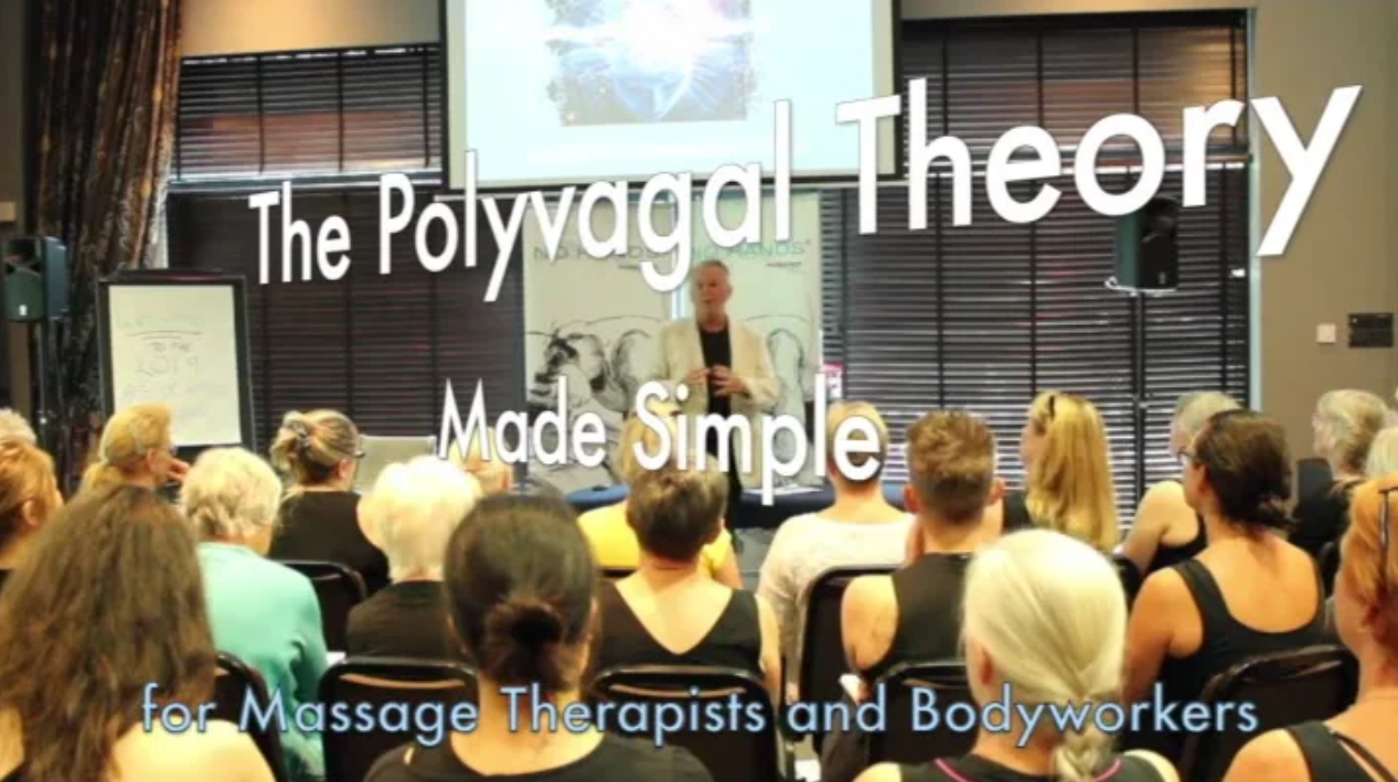 Polyvagal Theory made simple - for Massage Therapists