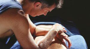 Gerry Pyves- founder of NO HANDS Massage